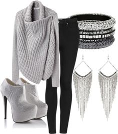 """Christmas Eve 01"" by theccnetwork on Polyvore"