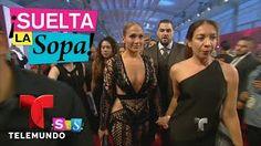 Jennifer López recibió noticias de su familia en Puerto Rico | Suelta La Sopa | Entretenimiento