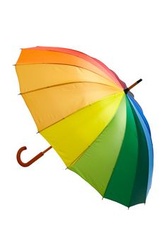 Don't have to wait for the rain to end to see the rainbow!