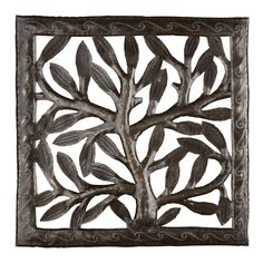 Branching Vitality Hanging Handcrafted in Haiti $34.00 #globalgifts #gifts #nonprofit #fairtrade www.atlanta.tenthousandvillages.com