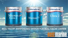 #InternationalYachtPaint Real #yacht #antifouling design for real yacht owner https://eastmarineasia.com/collections/international-yacht-paint/product-type_bottom-paints #EastMarine
