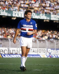 Ah, the days when Roberto Mancini had a mullet - a simpler time.