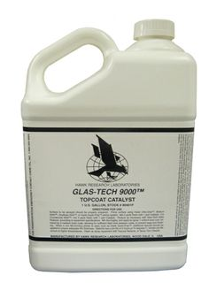 Glas-Tech 9000™ Acrylic Urethane ia a two component, high solids, high performance acrylic urethane used by professionals for bathtub, tile and countertop refinishing . This fully cross-linked aliphatic ASTM TYPE 5 urethane uses resin rich layer technology to deliver outstanding wear resistance that promotes long term coating life span.