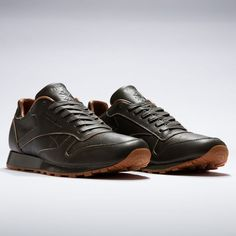 official photos b04b8 10ae3 Reebok - Reebok Classic x Kendrick Lamar Classic Leather Lux Custom Shoes,  Leather Sneakers,