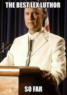 Any fan of Smallville?
