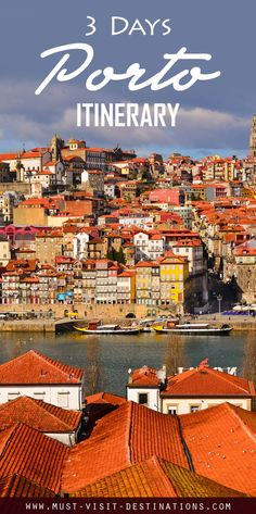 Planning a trip of 3 days in Porto? Then you are heading towards the most awesome trip of your life. Here are some things to do in Porto in 3 Days.