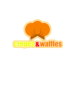 Logo proposal for Crepes and Waffles