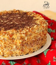 Romanian Desserts, Romanian Food, Desserts To Make, Something Sweet, Cake Cookies, Cake Recipes, Bakery, Sweet Treats, Food And Drink