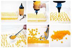 Reverse Sphere, kit dispensador de caviar esferificado
