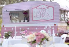 I would love to start a business similar to this. Vintage Caravan events in Australia