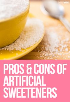 Here's the truth about artificial sweeteners and their effect on your body.