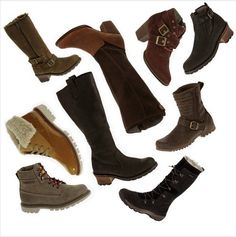 It's raining boots! Introducing our new Waterproof Collection (9 women's styles including #waterproof suede). #AW15 #catboots