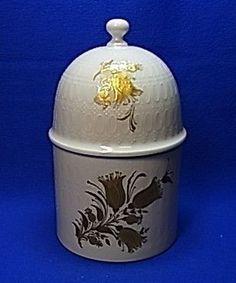 Vintage German Bjoern Wiinblad Design Classic Rose Rosenthal Porcelain Box #AQ