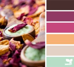 Design Seeds, for all who love color. Apple Yarns uses Design Seeds for color inspiration for knitting and crochet projects. Scheme Color, Colour Pallette, Color Palate, Colour Schemes, Color Combos, Color Patterns, Design Seeds, Color Stories, Color Swatches
