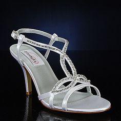 DYEABLES ELSA-IVORY IVORY Wedding and Bridesmaids Shoes IVORY Bridal Shoes