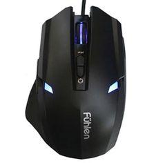 Mua Chuột game Fuhlen X100S (đen) chính hãng, giá tốt tại Lazada.vn, giao hàng tận nơi, với nhiều chương trình khuyến mãi giảm giá hấp dẫn.