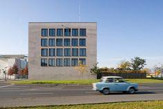Swiss Embassy - Berlin by Diener & Diener Architekten