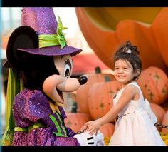 Get your tickets for Mickeys Halloween Party