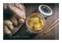 Gingembre mariné maison : recette et utilisations #gingembre #gingembremarine