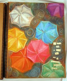 Easy Pastel Drawings | Saturday-Sunday, June 30-July 1: Pastel Art Journaling at Idyllwild ...