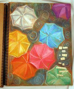 Easy Pastel Drawings | Saturday-Sunday, June 30-July 1: Pastel Art Journaling at Idyllwild ...