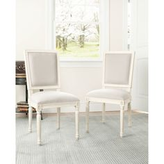 10 Best White Dining Chairs Images Dining Chairs Dining Room
