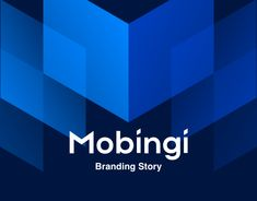"""Check out this @Behance project: """"Mobingi Brand Identity Design"""" https://www.behance.net/gallery/60974125/Mobingi-Brand-Identity-Design"""