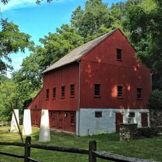 Chester County, PA barn - MichaelsAdvents