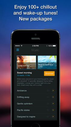 Top iPhone Game #27: Smart Alarm Clock: sleep cycles & night sounds recording - Plus Sports by Plus Sports - 03/01/2014