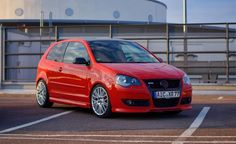 """Foto-Ordner """"Polo 9N3 GTI"""" (#39408) vom polo9N.info-Mitglied xeqfan Volkswagen Polo, Vw Cars, Car Audio, Cars And Motorcycles, Trek, Golf, Projects, Inspiration, Ideas"""