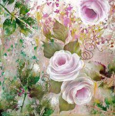 Priscilla Hausers decorative painting