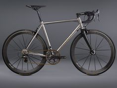 Comtat Ti, Campag, Lightweight Meilensteins - nice classic looking fast road ride.