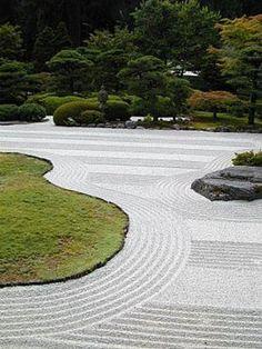 Zen Japanese Garden By Lovingjulia