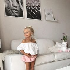 Pin by Lady Scorpio ✩☽ on Kids ☽ Cute Little Baby Girl, Little Girl Models, Little Babies, Cute Babies, Future Daughter, Future Baby, Dear Future, Cute Kids Fashion, Toddler Fashion