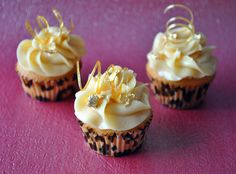 White Chocolate Caramel Cupcakes   Flickr - Photo Sharing!