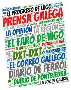 ¡En la Semana de la la Prensa dedicamos el #BDrecomienda de hoy a la Prensa Gallega!  En la Hemeroteca puedes encontrar los principales diarios de nuestra Comunidad Autónoma, además de prensa nacional, internacional, semanarios, revistas, etc.