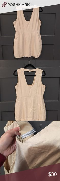 FINDERS KEEPERS COTTON DRESS Size 8 like new Finders Keepers Dresses