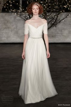 Jenny Packham Bridal Spring 2014 Wedding Dresses | Wedding Inspirasi