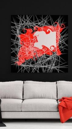 Rental Decorating, Eclectic Decor, Contemporary Artists, Home Interior Design, Living Room Decor, Wall Art, Vacation Rentals, Gifts, Artworks