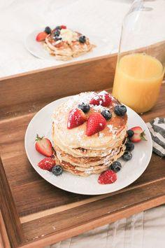 breakfast in bed pancake recipe gay couple bedroom remodel
