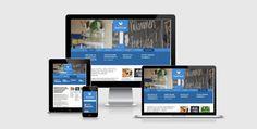 Website design for Hotel Seafront Tammisaari Finland