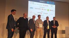 """Giromatch mit B2B Geschäftsmodell als """"Finnovativstes Startup 2016"""" ausgezeichnet"""