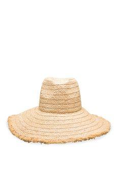 Frayed Edge Sun Hat