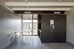 Residencia inteligente e industrializada de H Arquitectes y dataAE para el campus de l'ETSAV en el Vallès