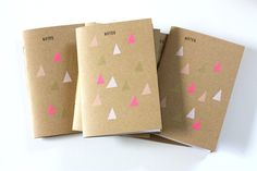 I love these notebooks!