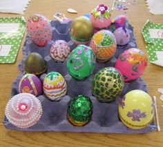 DIY for Kids: Decorate Easter Eggs in Faberge Style! - Yahoo! Voices - voices.yahoo.com