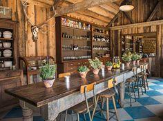 Lavish country farmhouse resorts are now a thing http://cntrvlr.com/1NCMnOp @SohoHouse