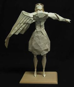 Oragami One-Armed Angel