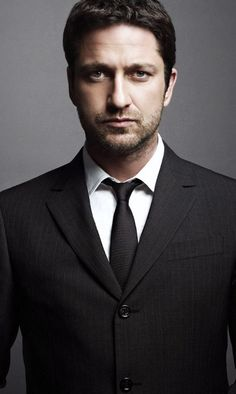 Gerard Butler - Google much?  Hysterical. Great actor and fantastic interviews. He is so funny.