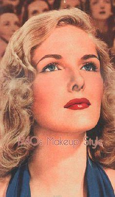 1940 makeup